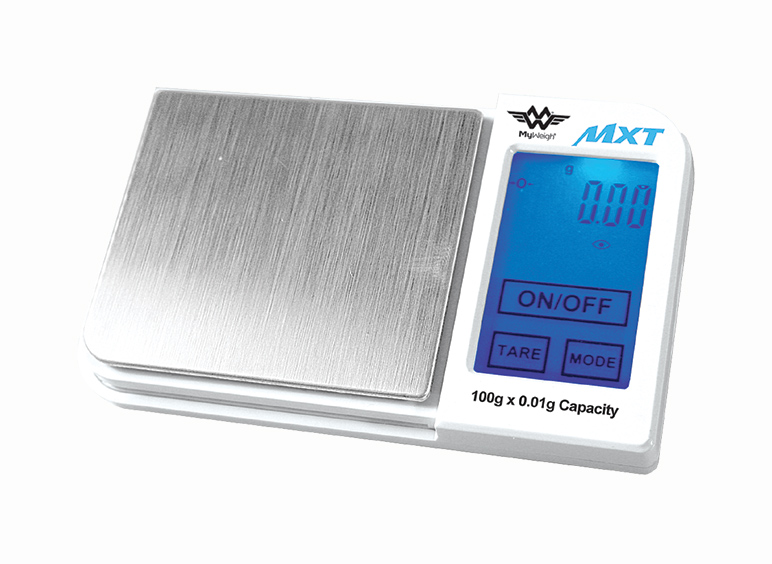 My Weigh MXT
