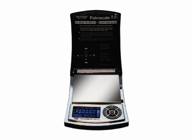 My Weigh Palmscale 8