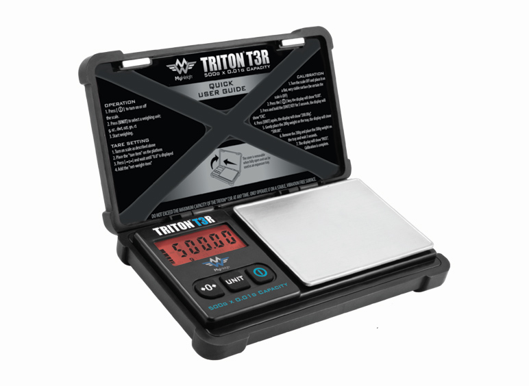 My Weigh Triton T3R