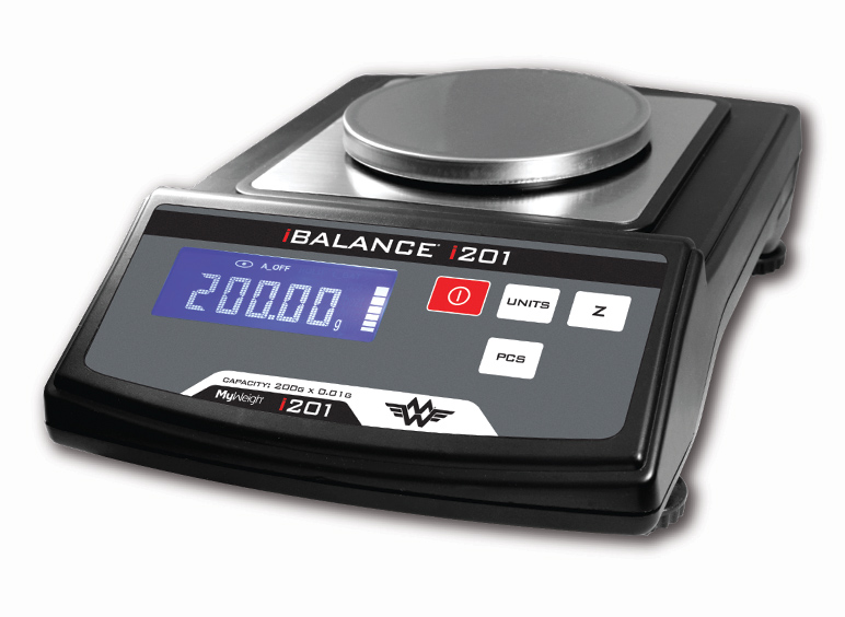 My Weigh iBalance i201