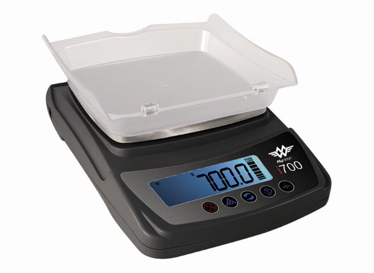 My Weigh iBalance i700