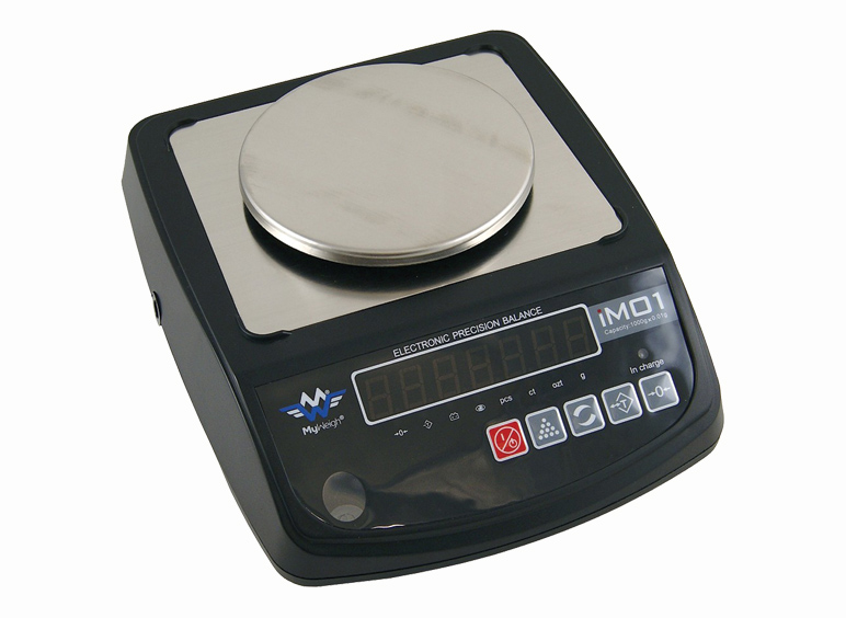 My Weigh iBalance iM01