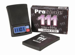 ProScale 111 Snake Eyes