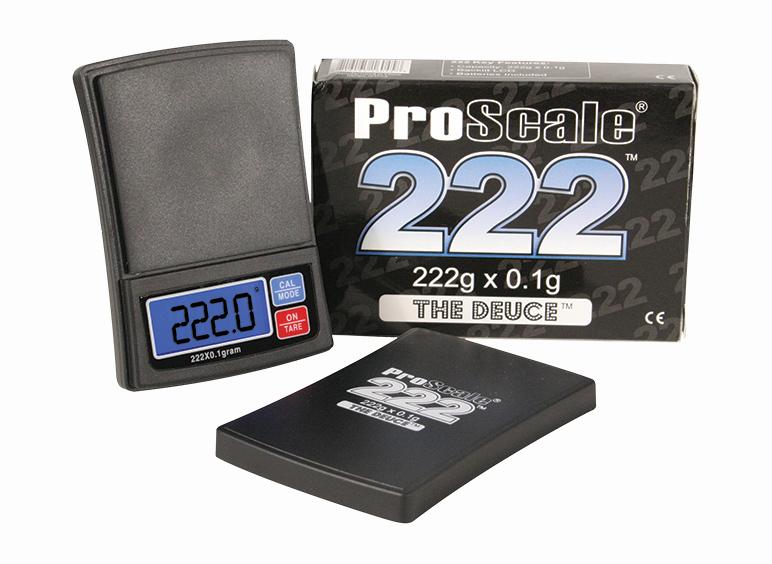 ProScale 222 The Deuce