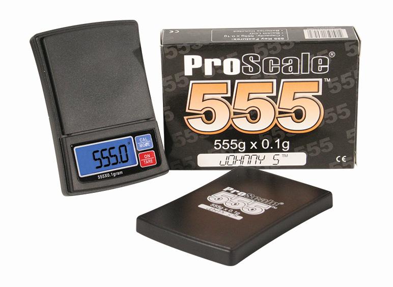 ProScale 555 Johnny 5