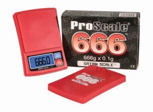ProScale 666 Satan Scale