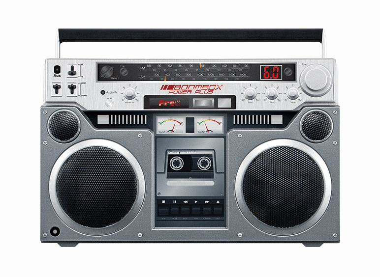 ProScale Boombox Face